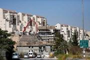 EU kêu gọi Israel ngừng kế hoạch xây dựng các khu định cư tại Bờ Tây