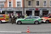 Cảnh sát Đức bắt giữ nghi phạm tấn công bằng dao tại Munich
