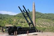 Chuyên gia: Triều Tiên tự tìm đến cái chết nếu tiếp tục thử tên lửa