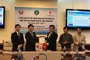 Nhật Bản cấp hàng cứu trợ tới người dân chịu ảnh hưởng của bão số 12