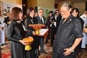 Cô giáo Đà Nẵng được công chúa Thái Lan trao tặng giải thưởng