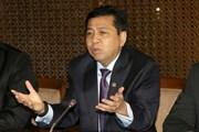 Cơ quan chống tham nhũng Indonesia bắt giữ Chủ tịch Hạ viện