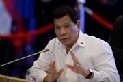 """Tổng thống Philippines trao """"đặc quyền"""" về viễn thông cho Trung Quốc"""