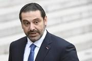 Thủ tướng Liban Saad al-Hariri về nước trong ngày 21/11