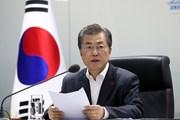Tổng thống Hàn Quốc Moon Jae-in sẽ thăm cấp nhà nước tới Trung Quốc