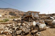 Tiếp tục xảy ra động đất mạnh tại Iran, nhiều người bị thương