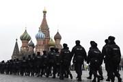 Nga đang trong tình trạng báo động cao trước thềm World Cup