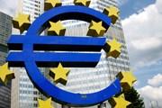 ECB lạc quan thận trọng về tăng trưởng kinh tế của Eurozone