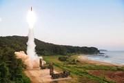 Triều Tiên: Tập trận chung Mỹ-Nhật-Hàn là sự khiêu khích nghiêm trọng