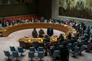 Hội đồng Bảo an tiếp tục họp thảo luận về tình hình Triều Tiên