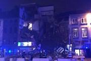 Nổ lớn khiến nhiều tòa nhà bị sập tại Bỉ, 14 người bị thương