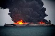 Cảnh báo nguy cơ thảm họa môi trường do dầu tràn từ tàu Iran