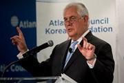 Ngoại trưởng Mỹ Rex Tillerson sẽ thăm Anh trong tuần tới