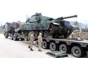 """Thổ Nhĩ Kỳ sẽ phá hủy """"hành lang khủng bố"""" tại Afrin của Syria"""