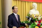 Chủ tịch nước: Doanh nhân cần tận dụng cơ hội của cách mạng 4.0
