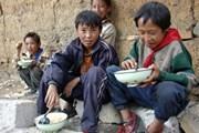 Trung Quốc cần đưa hơn 30 triệu người thoát nghèo trong 3 năm tới