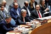 Triều Tiên chỉ trích phát biểu của Tổng Thư ký Liên hợp quốc