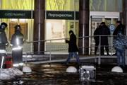 Một đối tượng người Trung Á âm mưu tấn công khủng bố ở St. Petersburg