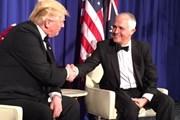 Mỹ, Australia khẳng định quan hệ đồng minh bền chặt