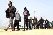 Hơn 16.000 người di cư mắc kẹt ở Libya được hồi hương