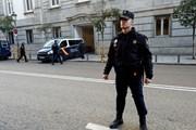 Cảnh sát Tây Ban Nha khám xét trụ sở chính quyền vùng Catalonia