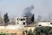 Quân đội chính phủ Syria kiểm soát thêm hai thị trấn ở Đông Ghouta
