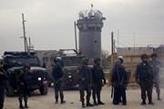 Israel bắt đối tượng người Pháp buôn lậu vũ khí sang Palestine