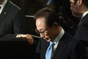 Hàn Quốc: Các công tố viên đề nghị bắt cựu Tổng thống Lee Myung-bak