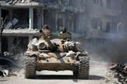 Syria: IS tấn công bất ngờ vào Damascus, hàng chục binh sỹ thiệt mạng