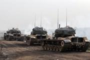 Thổ Nhĩ Kỳ đạt được thỏa thuận sơ bộ với Mỹ về thị trấn Manbij
