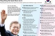[Infographics] Tìm hiểu về Tổng thống Hàn Quốc Moon Jae In