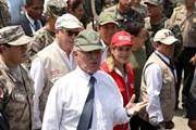 Tổng thống Peru Pedro Pablo Kuczynski đệ đơn xin từ chức
