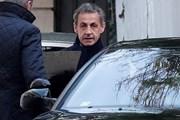Cựu Tổng thống Pháp Nicolas Sarkozy chính thức bị điều tra