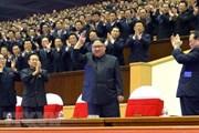 Quốc hội Triều Tiên sẽ tổ chức một phiên họp vào ngày 11/4
