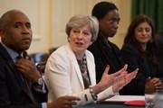 """Thủ tướng Anh kêu gọi nắm bắt """"xung lực mới"""" cho các cuộc đàm phán"""