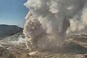 Nhật Bản: Sau 250 năm ngủ yên, núi lửa Mount đột ngột thức giấc