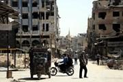 Nga: Tìm thấy vũ khí hóa học Đức và lựu đạn khói Anh tại Syria