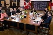 Các ngoại trưởng Nhóm G7 thống nhất lập trường về Triều Tiên