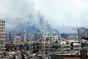 Các Bộ trưởng Ngoại giao ASEAN ra tuyên bố về tình hình Syria