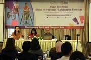 Indonesia đang chuẩn bị cho Đại hội Thể thao Người khuyết tật châu Á