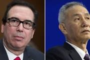 Phó Thủ tướng Trung Quốc tới Mỹ giải quyết tranh chấp thương mại