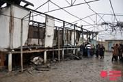 Nổ lớn tại quán càphê ở Azerbaijan, ít nhất 2 người thiệt mạng