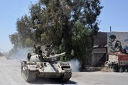 """Syria tuyên bố Damascus và khu vực ngoại thành """"hoàn toàn an toàn"""""""