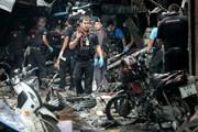 Hơn 10 quả bom phát nổ đồng loạt ở miền Nam Thái Lan