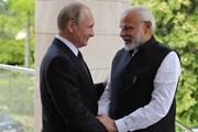 Thủ tướng Modi: Quan hệ Ấn Độ-Nga tiếp tục phát triển lên tầm cao mới