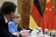 Thủ tướng Angela Merkel và Thủ tướng Lý Khắc Cường hội đàm