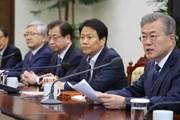 Hàn Quốc tìm cách thức khôi phục cuộc gặp thượng đỉnh Mỹ-Triều