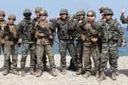"""Quân đội Mỹ, Hàn Quốc kết thúc cuộc tập trận """"Thần Sấm"""""""