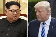 Mỹ có thể vẫn tiến hành cuộc gặp thượng đỉnh ngày 12/6 với Triều Tiên