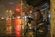 Các khu vực trong cả nước có mưa và dông trong hai ngày cuối tuần